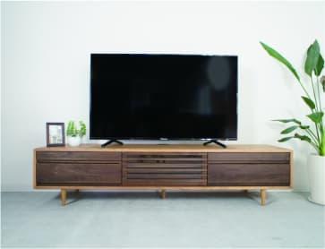 テレビボード hanayura(野田家具 花ゆら)