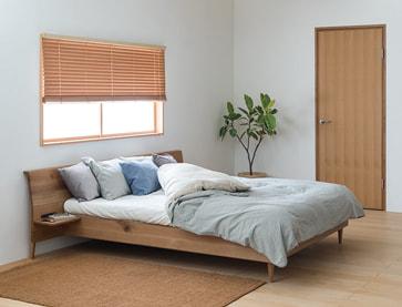 ベッド hanayura(野田家具 花ゆら)
