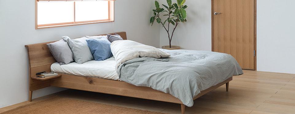 hanayura(野田家具 花ゆら)商品情報 ベッド
